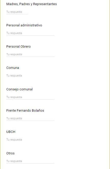 participantes por organización 2