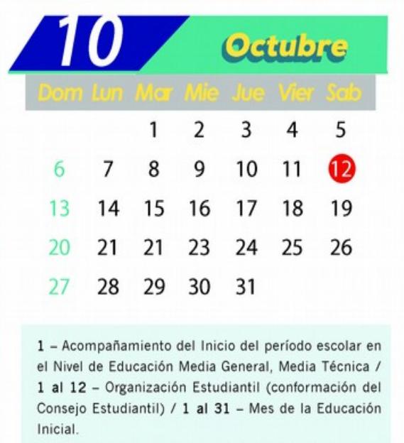 primero de octubre
