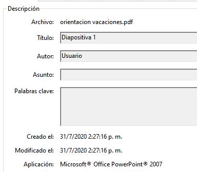 Fecha de Documento CFUEVaca
